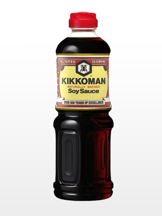 Salsa de Soja Kikkoman | Receta Clásica PET. 500 ml.