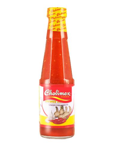 Salsa Vietnamita de Chili y Jengibre