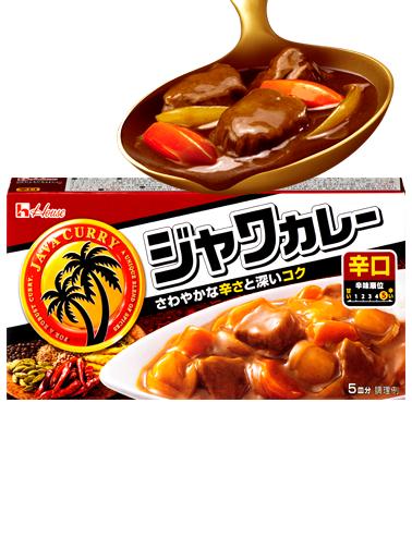 Curry Japonés Especiado, Java | Sabor Picante