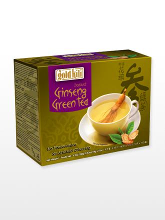 Té Verde con Ginseng | Pedido GRATIS!