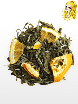 Té Blanco Fresh Lemon | Colección Tardes de Té