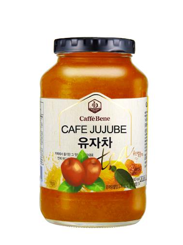 Té Coreano de Mermelada de Jujube 580 grs