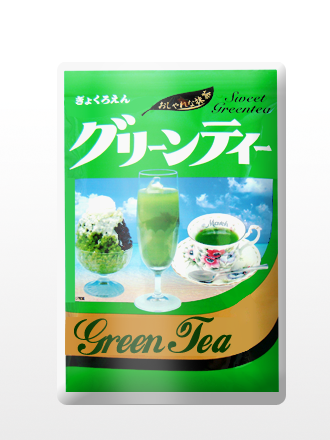 Té Verde Matcha en Polvo y Azucarado