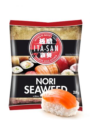 Alga Nori Oscura para Sushi | Sabor Intenso