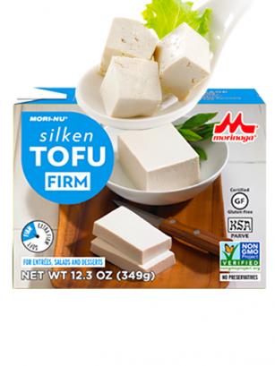 Tofu fresco para cocinar