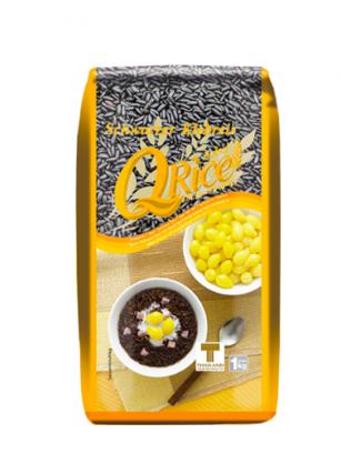 Arroz Glutinoso Negro en Grano