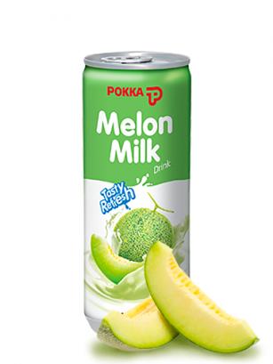Bebida Melon & Milk