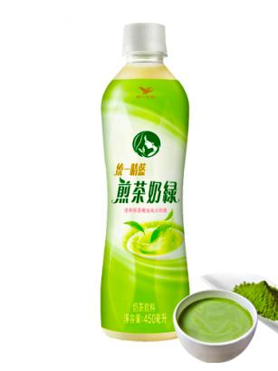 Té Verde Sencha con Leche y aromatizado con Jazmín