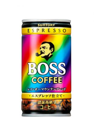 Café Boss Blend | Suntory 185 grs