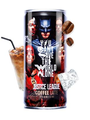 Café con Leche | La Liga de la Justicia 210 ml