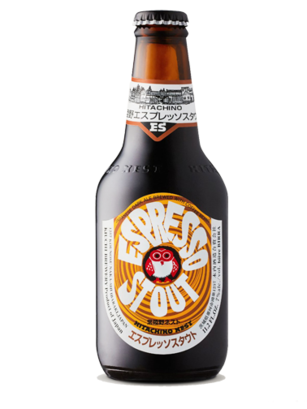 Cerveza Hitachino Nest Espresso Stout (Estilo Café) 330 ml