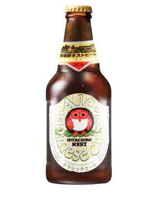 Cerveza Hitachino Classic Ale 330 ml