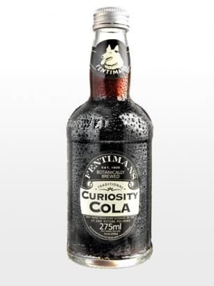 Refresco de Cola con Jengibre y Caramelo | Receta Victoriana