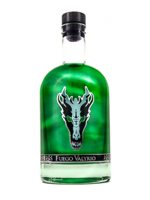 Botella de Fuego Valyrio Licor 70 cl