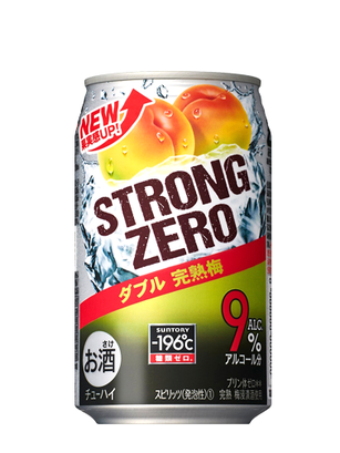 Bebida Licor Ciruela Japonesa Ume | Strong Zero