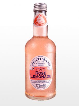 Limonada de Rosas de Otto y Jengibre| Receta Victoriana