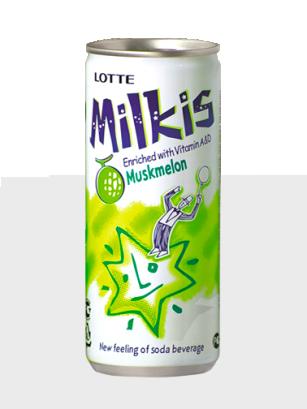 Soda Coreana Milkis Sparkling | Melón