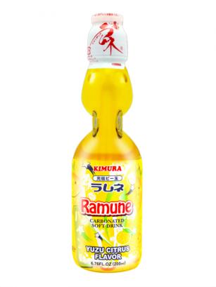 Soda Ramune Citrico Yuzu | Kimura