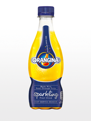 Refresco Orangina Sparkling | 420 ml