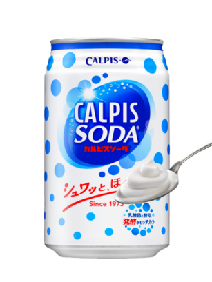 Calpis Soda Yogurth Style 355 ml