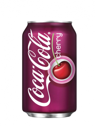 Coca Cola de Cereza USA