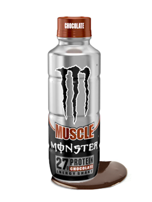 Monster Muscle Chocolate | USA 444 ml
