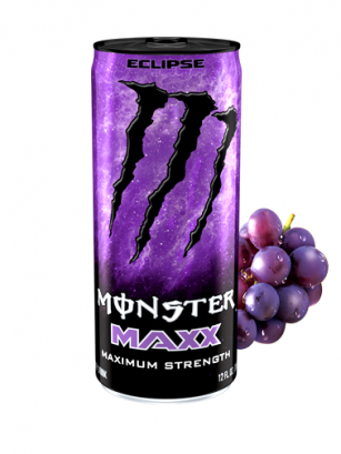 Monster MAXX Eclipse Más Cafeína | 355 ml
