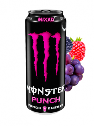 Monster MIXXD Punch 500 ml