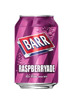 Soda Barr Raspberryade | Sabor Frambuesa