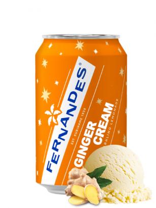 Soda Sabor Jengibre y Crema de Helado | Grupo Coca-Cola 330 ml