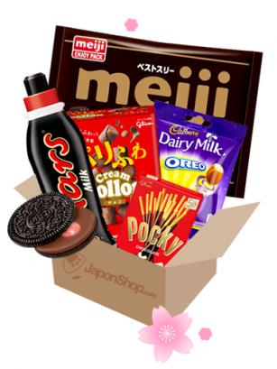 JAPONSHOP Chocolate Caja Sorpresa | Pedido GRATIS!