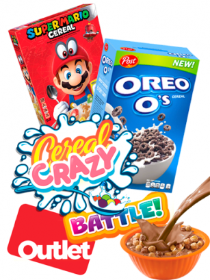 Cereales Battle Outlet Packbox | Pedido Gratis!