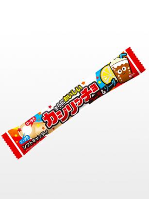 Caramelo Blando estilo Regaliz Sabor Cola