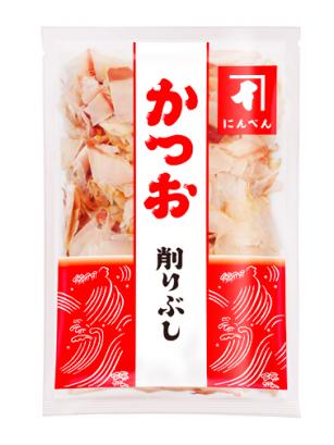 Virutas de Bonito Seco Katsuobushi