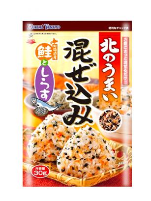 Condimento Bento Furikake Salmón