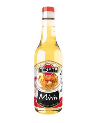 Vino Dulce de Arroz Mirin para Cocinar | 150 ml.
