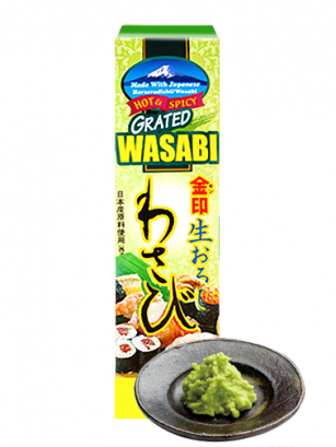 Wasabi de Nagoya en Pasta para Sushi
