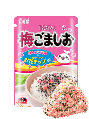 Condimento Bento Furikake Sésamo Ume 28 grs