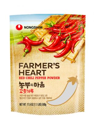 Guindilla Coreana Molida Gochugaru para Kimchi | 500 grs.