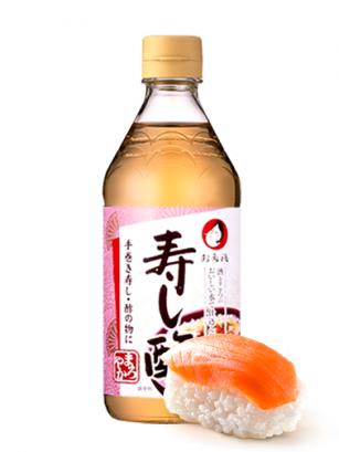 Vinagre de Arroz Especial para Sushi | Fermentación 2 Años