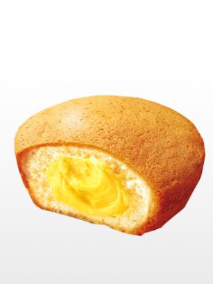 Choco Pie Golden con Crema Pastelera | Unidad