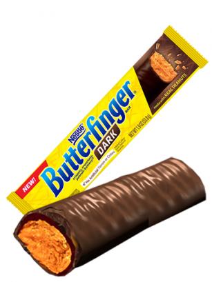 Barrita Crujiente de Chocolate Negro y Crema de Cacahuete | Butterfinger
