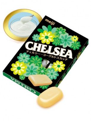 Caramelos Meiji de Yogur 45 grs