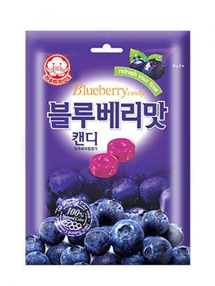 Caramelos de Arándano Coreano 100 grs