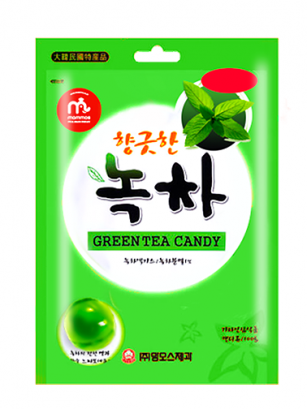 Caramelos Coreanos de Matcha 100 grs