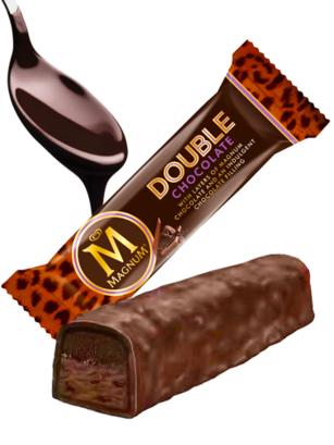Barrita Magnum Chocolate Magnum y Cacao Intenso 37 grs