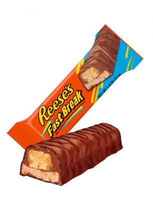 Barrita Reese's de Crema de Cacahuete y Nougat | Fast Break