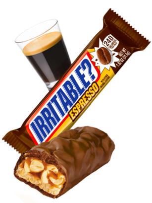 Barrita de Chocolate Snickers Café Espresso 49 grs