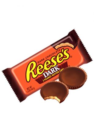 Chocolatinas 2 Cups Reese´s de Chocolate Negro y Crema de Cacahuete