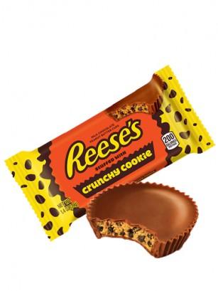 "Chocolatinas 2 Cups Reese´s Crunchy de Crema y Toppings de ""Cookies"" 39 grs."